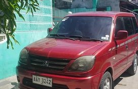 Selling Purple Mitsubishi Adventure in Las Piñas