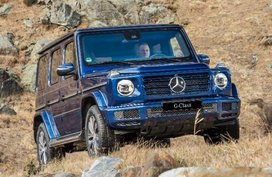 2020 Mercedes-Benz G-Class Diesel now available in PH
