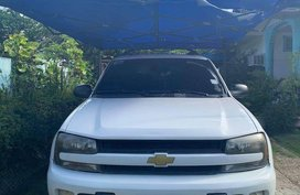 Sell White Chevrolet Trailblazer in Cebu City