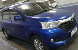 Blue Toyota Avanza for sale in Manila