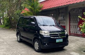 Sell Black Suzuki Apv in Quezon City