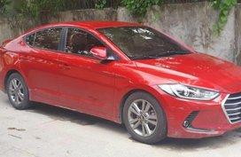 Selling Red Hyundai Elantra in Taguig