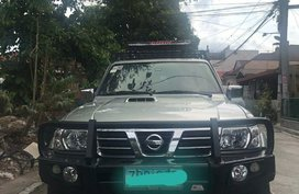 Silver Nissan Patrol for sale in Manila