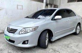 Selling Silver Toyota Corolla in Manila