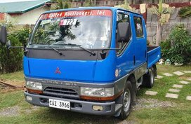 Sell Blue Mitsubishi Fuso in Aritao