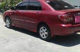 Sell Purple 2005 Toyota Altis in Valenzuela