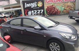 Selling Black Hyundai Accent in Quezon City