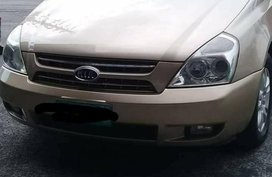 Sell Beige Kia Carnival in San Antonio