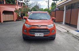 Orange Ford Ecosport for sale in Taguig