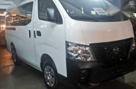 Sell White Nissan Nv350 urvan in Bonifacio