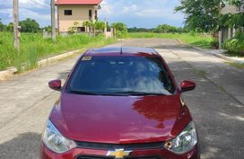 Red Chevrolet Sail for sale in Quezon city