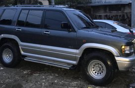 Black Isuzu Trooper for sale in Cebu