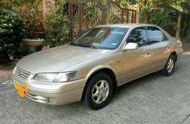 Beige Toyota Camry for sale in Manila