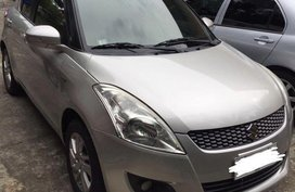 Silver Suzuki Swift for sale in Taguig