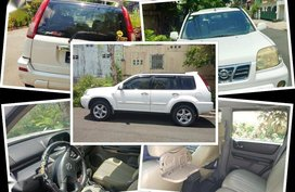 Sell White Nissan X-Trail in Quezon City