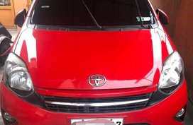 Sell Red Toyota Wigo in Kawit