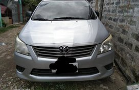 Selling Silver Toyota Innova for sale in Manila