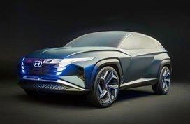Unofficial next Hyundai Tucson teaser interior sketch reveals screen-fest