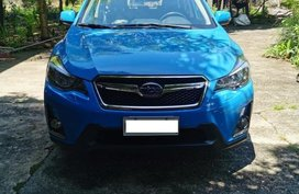 Blue Subaru Xv for sale in Muntinlupa City