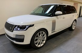 Brand new 2020 Range Rover Autobiography P400 Long wheelbase