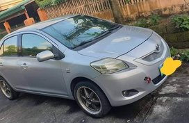 Selling Silver Toyota Vios in Naga