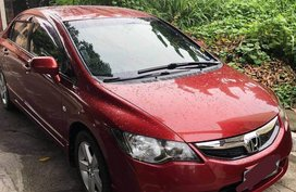Red Honda Civic for sale in Santana Grove