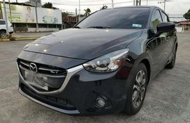 Selling Black Mazda 2 2016 in Las Piñas
