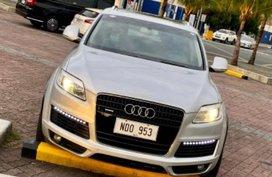 Selling Silver Audi Quattro in Muntinlupa