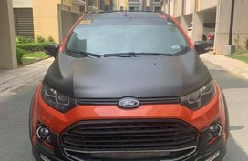 Selling Orange Ford Ecosport in Quezon City
