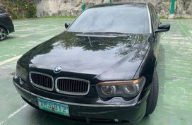 Sell Black 2004 Bmw 730Li in Manila