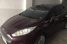Selling Purple Ford Fiesta in Calumpit