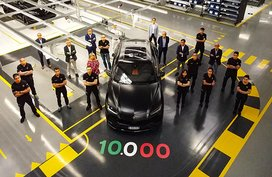 Lamborghini Urus on its way to become brand's bestselling model ever