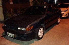 Black Mitsubishi Lancer for sale in Parañaque