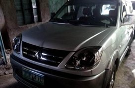 Selling Silver Mitsubishi Adventure in Caloocan
