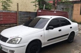 Sell White Nissan Sentra in Pasig