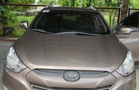 Grey Hyundai Tucson for sale in Manila