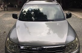 Grey Subaru Forester for sale in Quezon city