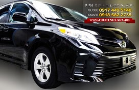 2019 TOYOTA SIENNA LE PWD