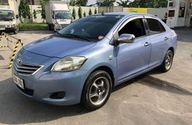 Blue Toyota Vios 2012 for sale in Bulacan