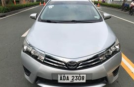 Selling Silver Toyota Corolla altis for sale in San Juan