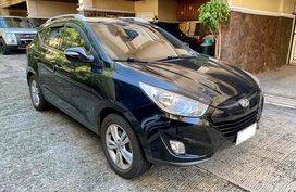 Sell Black Hyundai Tucson for sale in San Juan