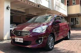 Purple Mitsubishi Mirage g4 2019 for sale in Manila