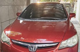 Sell Red Honda Civic for sale in Santa Cruz