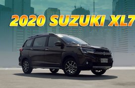2020 Suzuki XL7 - Ertiga's beefier younger brother: In the Metal