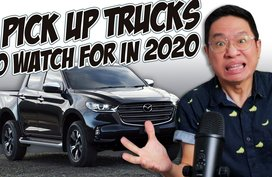 7 Pickup Trucks to Watch Out for in the Philippines   Philkotse Top List