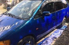 Selling Blue Honda Odyssey 1990 in Cainta