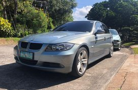 Selling Silver Bmw 320I in Plaridel
