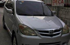 Silver Toyota Avanza for sale in Manila