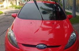 Selling Red Ford Fiesta for sale in Manila