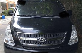 Sell Black Hyundai Grand starex in Quezon City
